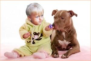 Малыш и пёс