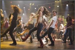Молодёжный танец