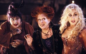 Ведьмы из фильма