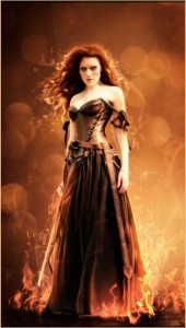 Молодая ведьма