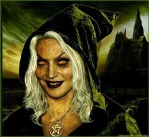 Седая ведьма