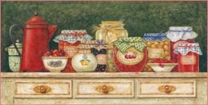 Картинки для декупажа кухня