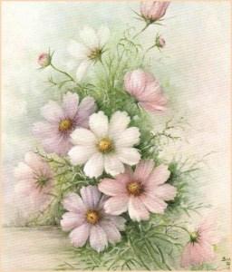 Картинки для декупажа цветы