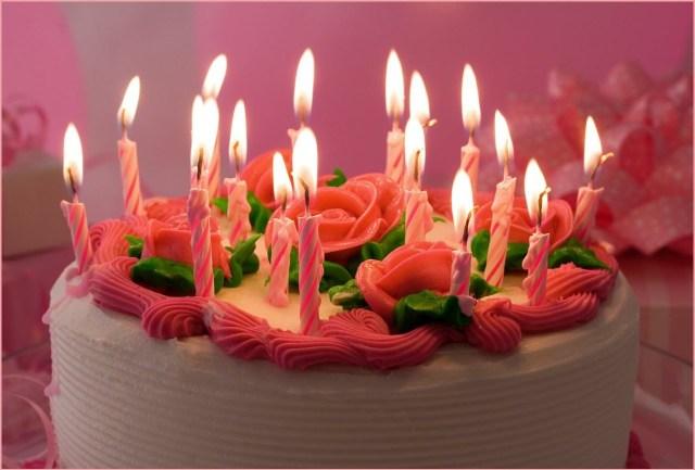 Торт на 16 лет