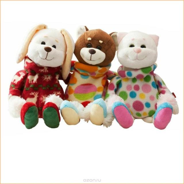игрушки собачки