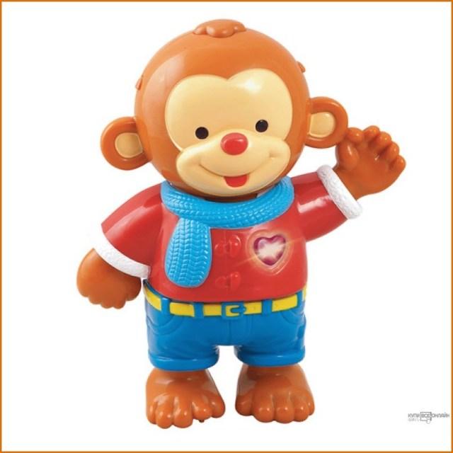 кукла обезьянка