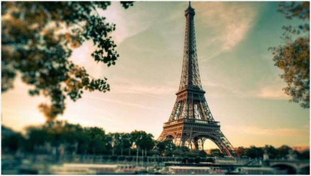 картинка на рабочий стол Париж