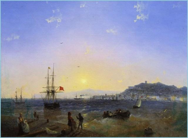 Керчь море
