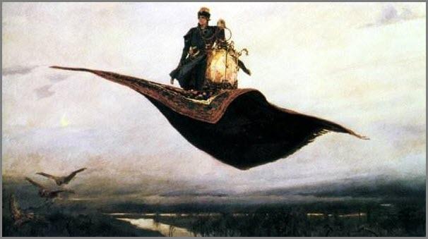 Ковёр-самолёт картинка