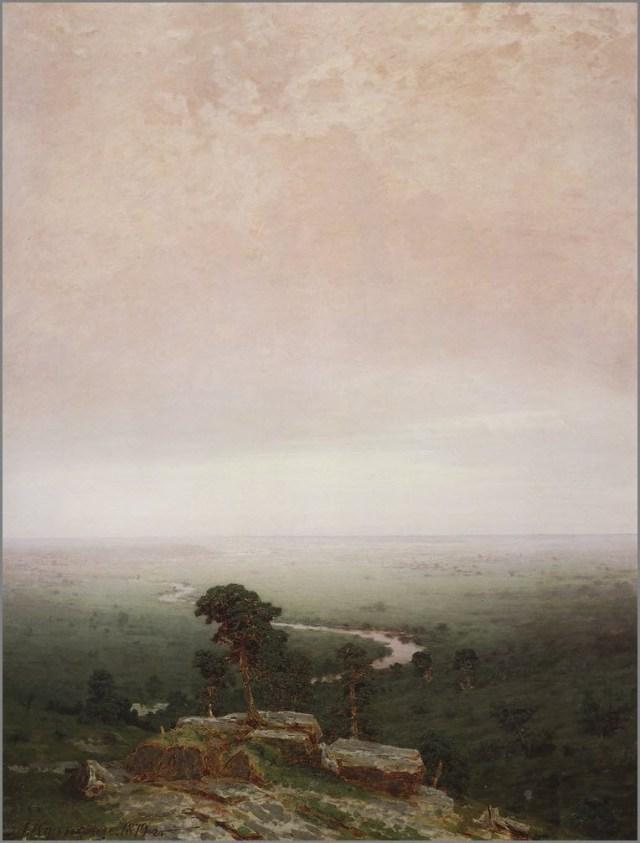 Север картина