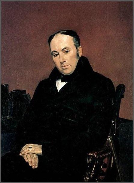 Жуковский портрет