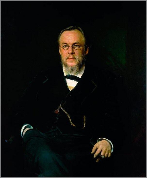 Портрет Боткина