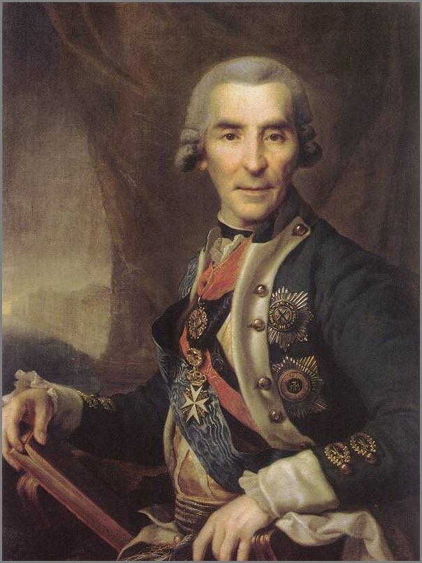 портрет голенищева-кутузова