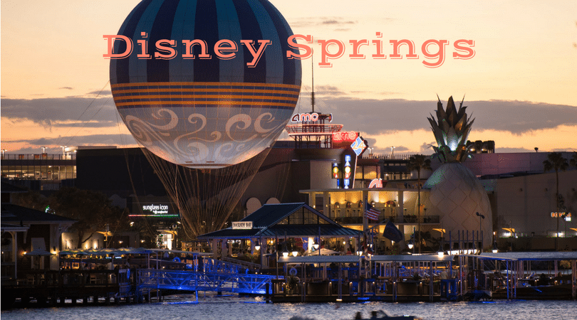 Tudo sobre Disney Springs (antigo Downtown Disney)