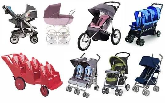 Carrinho de bebê em Orlando: levar, alugar, comprar…?