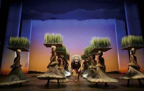 """Musical """"O Rei Leão"""" agora no Brasil"""