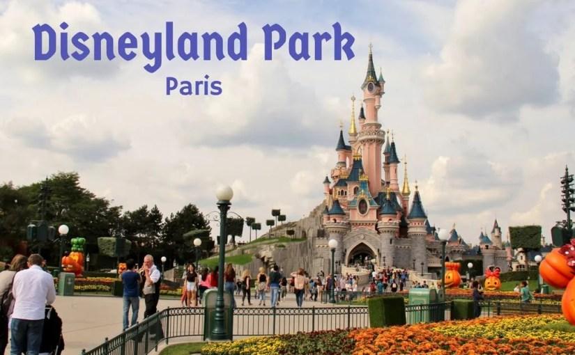 Tudo sobre o Disneyland Park Paris