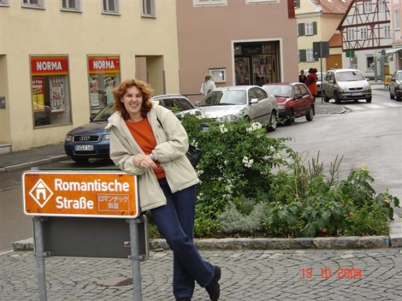 Rota Româmtica - Alemanha