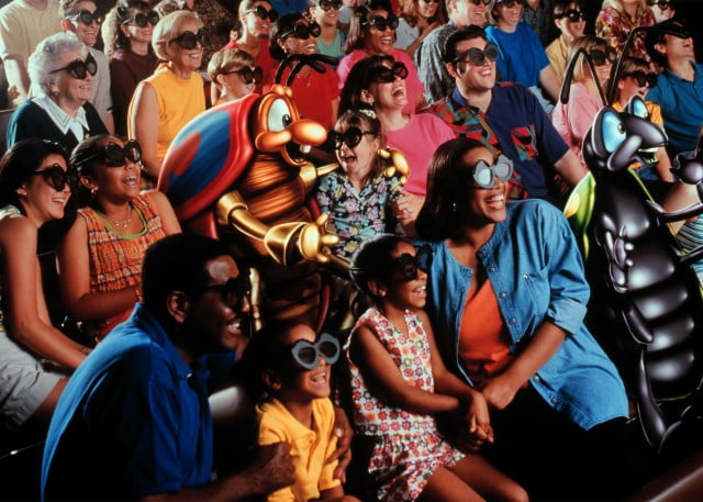 Atrações para crianças nos parques Disney