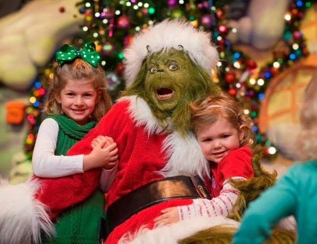 O Natal na Universal