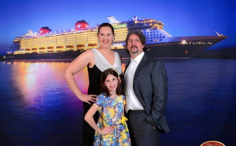 navio da Disney