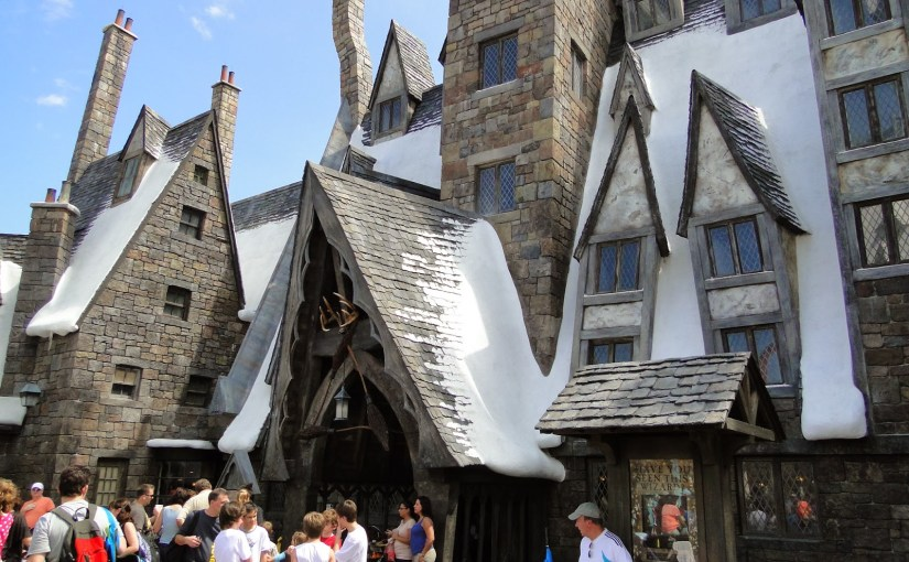 The Three Broomsticks: O restaurante do Harry Potter no Island of Adventure