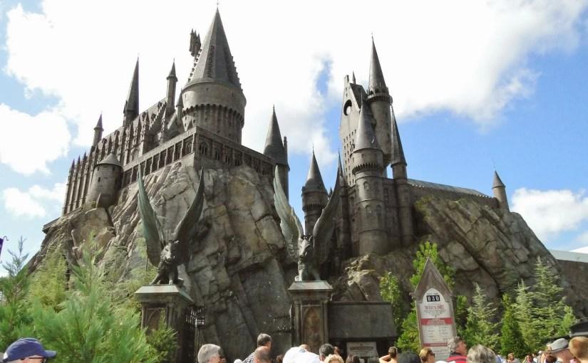 Tour pela área do Harry Potter nos parques da Universal em Orlando