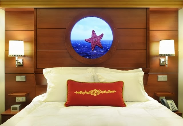 Tipos de cabine do cruzeiro Disney e como escolher a sua