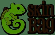Skinbag: Desfilando com sua mala toda estilosa