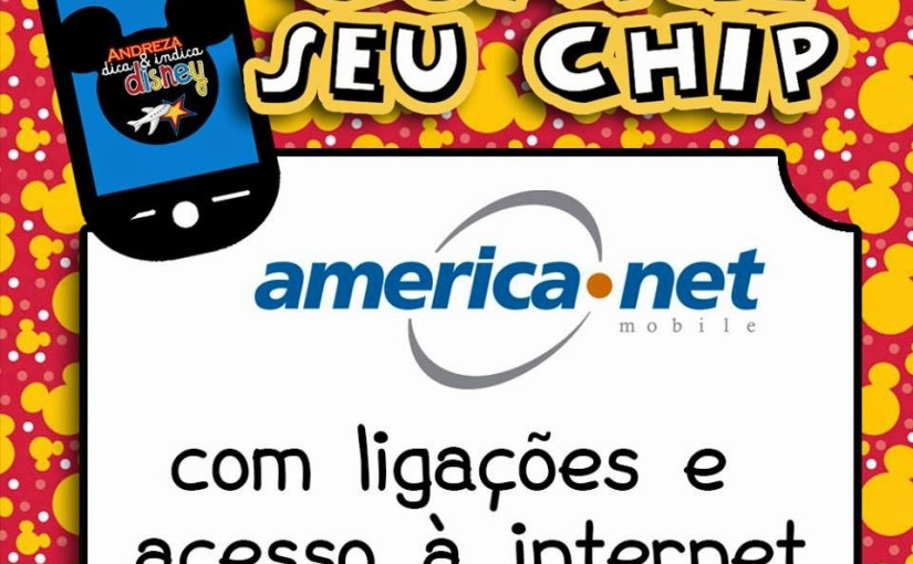 Número brasileiro e número americano num único chip de celular? Nós temos!!!