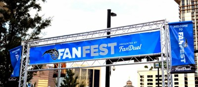 Amway Center Fanfest