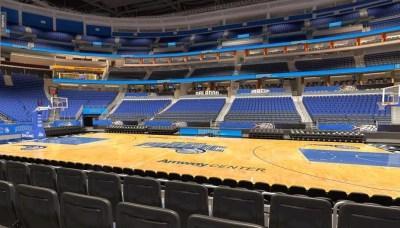 Amway Center Orlando Magic - NBA