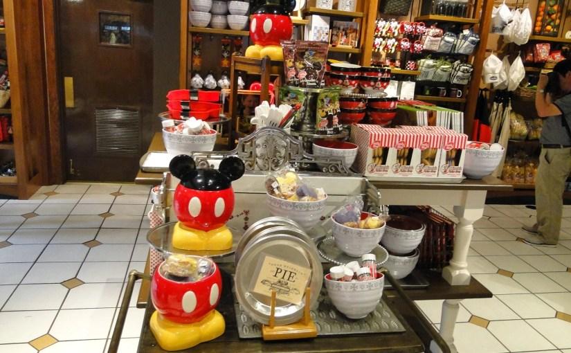 Mickey's Pantry: A loja de artigos de cozinha do Mickey