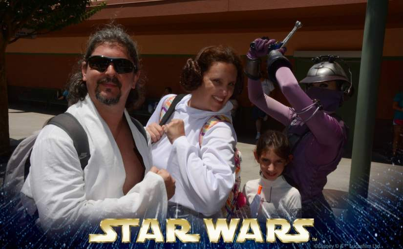 Star Wars Weekends: Eu fui!!!