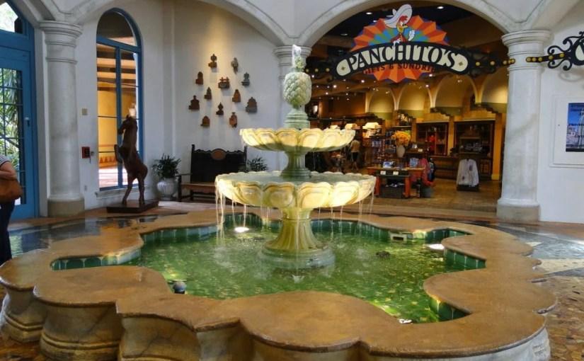 "Coronado Springs: Hotel moderado ""mexicano"" da Disney"