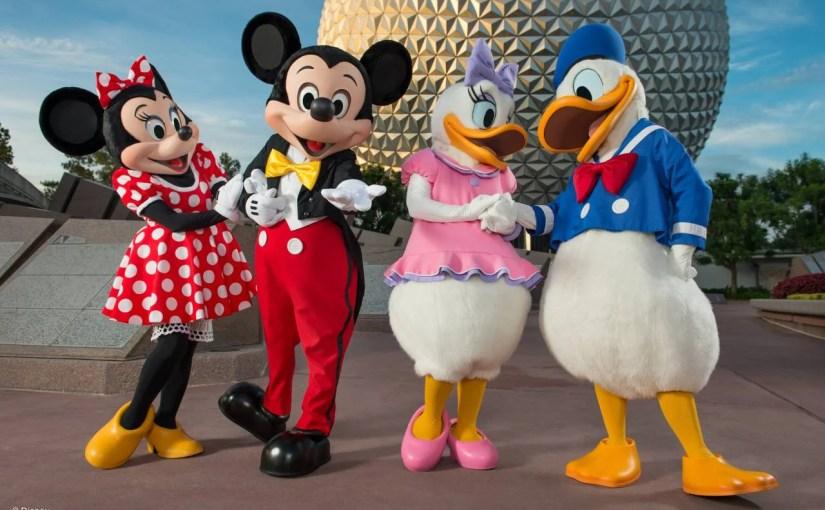 Novas promoções Disney até junho/2016