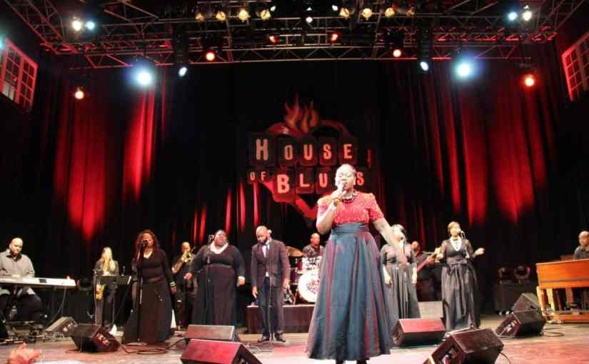 Brunch Gospel no House of Blues