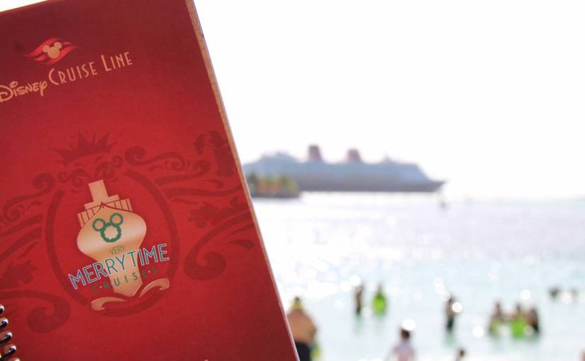Cruzeiro de Natal no Disney Magic