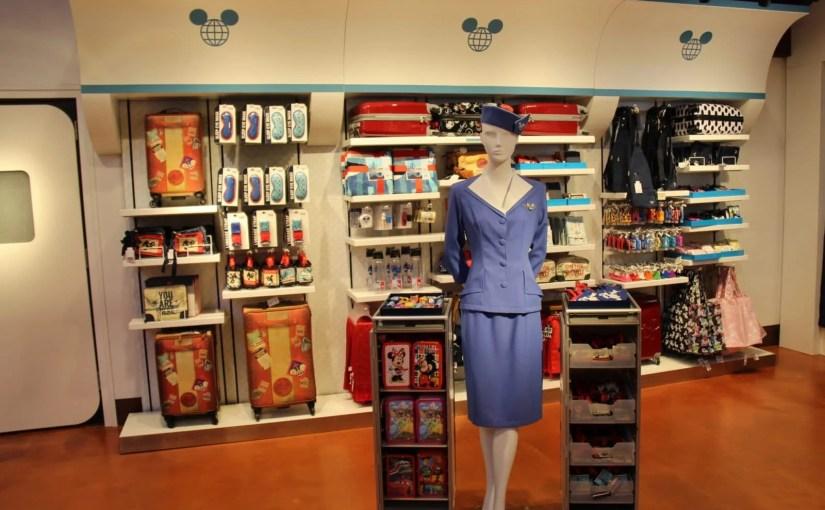 TAG – Nova loja de acessórios de viagem da Disney