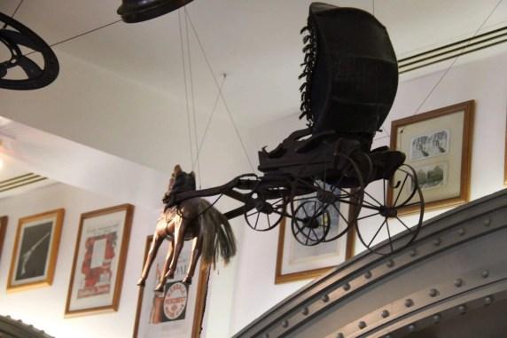 Inventions restaurante Disneyland Paris