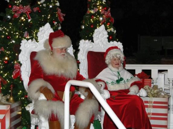 Papai Noel na Disney