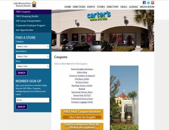 Cupons de desconto Orlando Estados Unidos