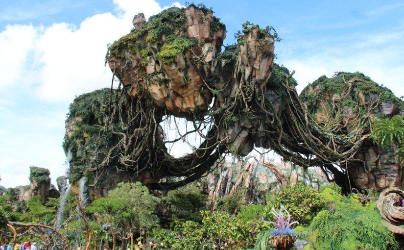 Pandora – Área do Avatar em Animal Kingdom