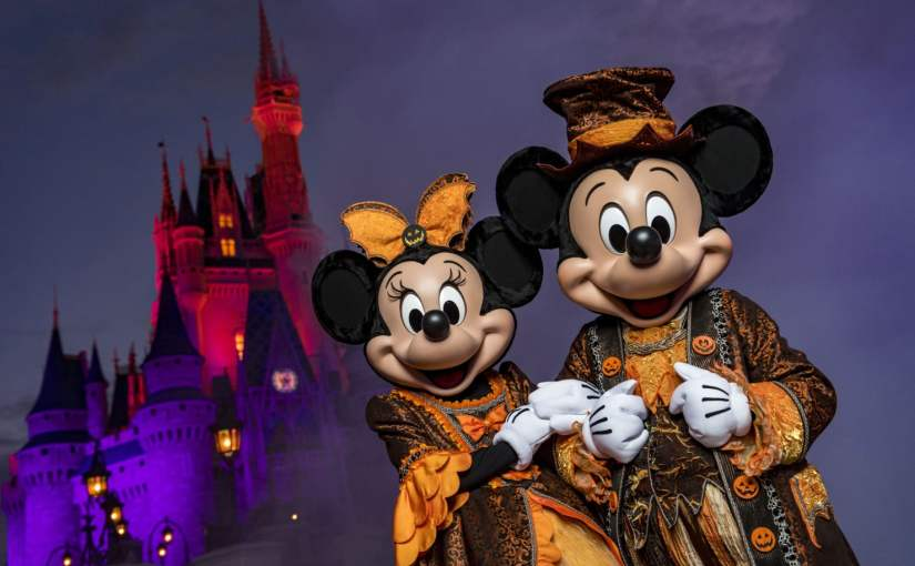 Guia completo do Halloween no Magic Kingdom