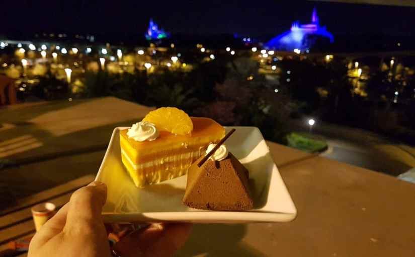 Highway in the Sky Dine Around – Tour gastronômico na Disney
