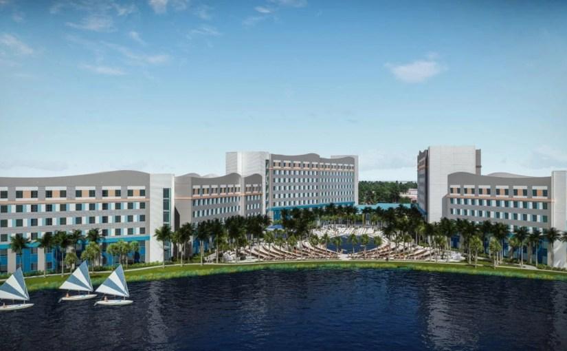 Universal anuncia detalhes de seus dois novos hotéis
