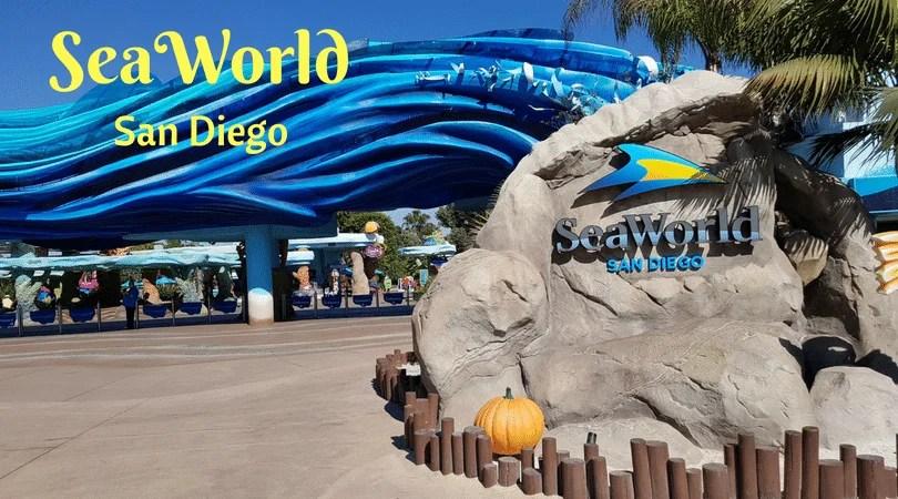 Tudo sobre o SeaWorld San Diego