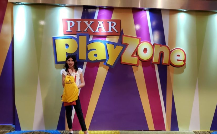 Pixar Play Zone, novo kids club da Disney