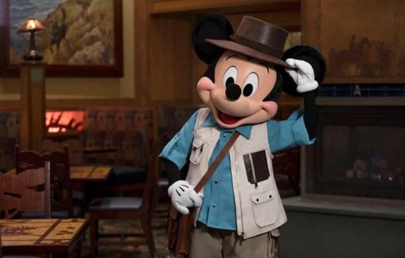 Disneyland Resort anuncia mudança no menu e nos personagens do café da manhã