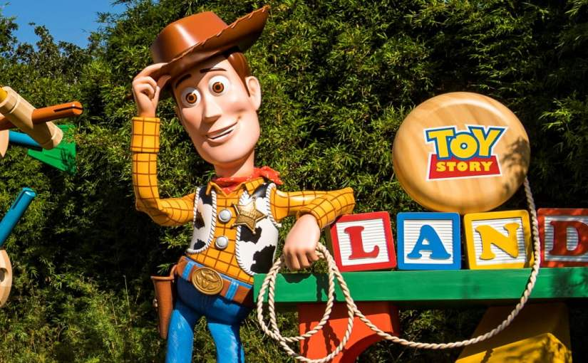 Como é a Toy Story Land no Hollywood Studios